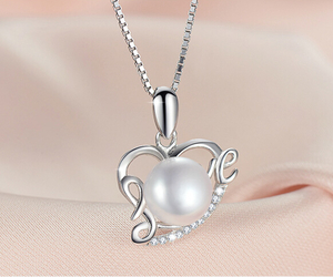 fashion, sterling silver, and heart image