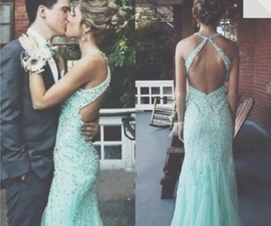 junior prom dresses, mermaid prom dresses, and aqua prom dresses image