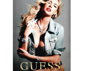 fashion, guess, and model image