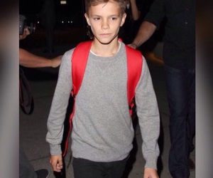boy, romeo beckham, and beckham image