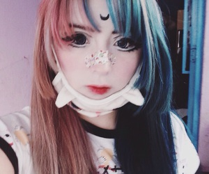 anime, CL, and decora image