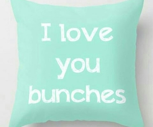 green, mint, and pillow image