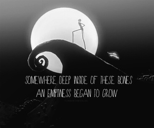 jack, emptiness, and quote image