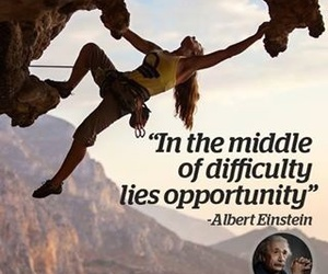 opportunity and difficulty image