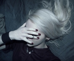 'hair', 'grunge', and 'aesthetic' image