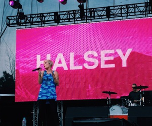 indie and halsey image