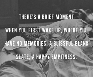 happy, moment, and quote image