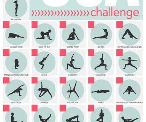 yoga and yoga challenge image