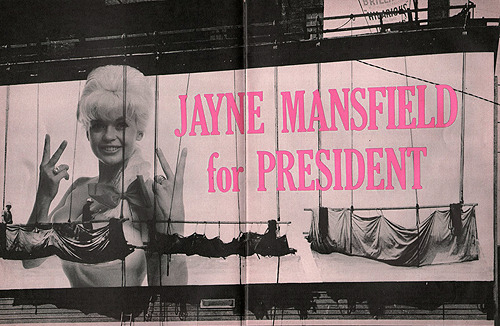 60s, jayne mansfield, and 1960s image