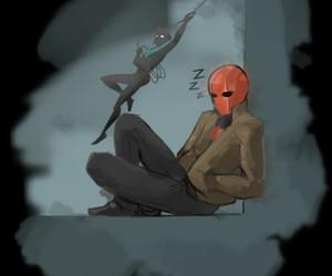batman, brothers, and comic image
