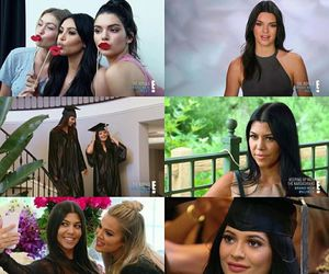 keeping up with the kardashians, make up, and kylie jenner image