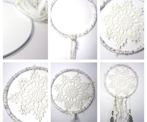 diy, dream catcher, and project image