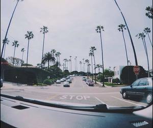 car, summer, and holiday image