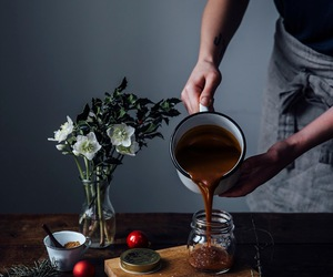 chocolate and cooking image
