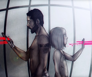 fanart, elastic heart, and ️sia image