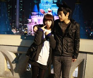 asian, cute, and couple image