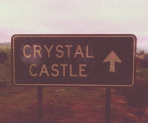 crystal castle, castle, and Crystal Castles image