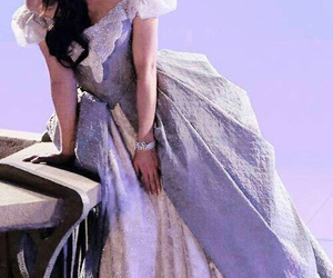 once upon a time, lana parrilla, and regina mills image