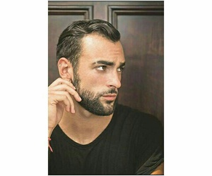 beautiful, singer, and marco mengoni image