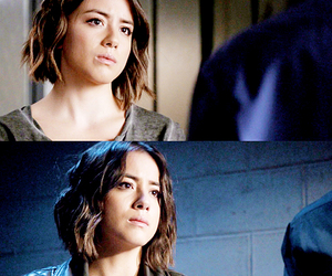 Marvel, agents of shield, and chloe bennet image