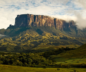 nature and venezuela image