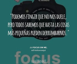 focus, frases, and frases en español image