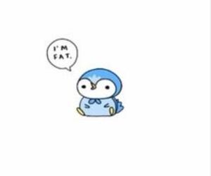 cute, fat, and pokemon image