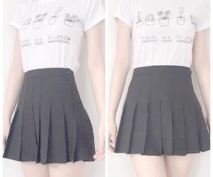 asian fashion, fashion, and seoul style image