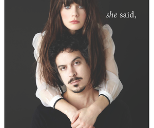 she & him, she and him, and zooey deschanel image