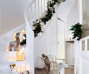 christmas, home, and candle image
