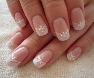 nails, art, and nail art image