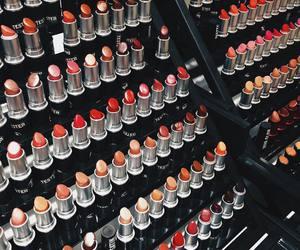 makeup, lipstick, and tumblr image