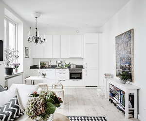 apartment and white image
