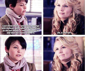 emma, emma swan, and funny image
