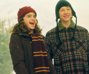 couples, hermione granger, and movies image