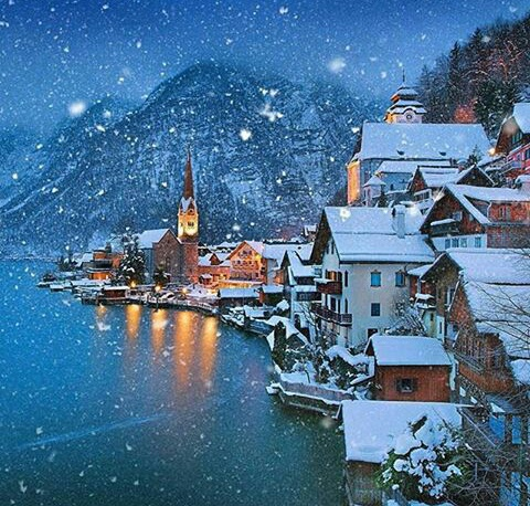 beauty, captivating, and christmas image