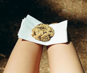 cookie, food, and legs image