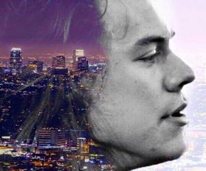 beautiful, city, and harrystyles image