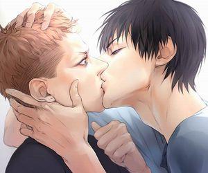 Boys Love, ruivo, and yaoi image