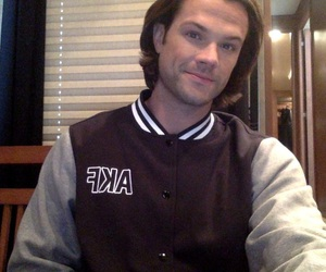 jared padalecki, supernatural, and dean winchester image