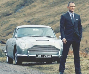007, James Bond, and car image