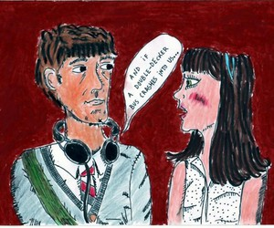 (500) Days of Summer, 500 Days of Summer, and art image