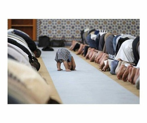 allah, salat, and mosquee image