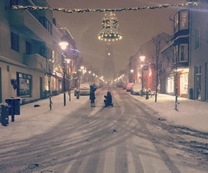winter, love, and christmas image