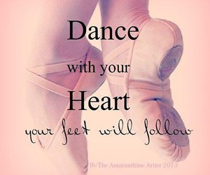 dance, ballet, and quotes image