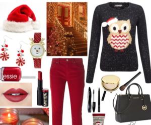adorable, fashion, and lipstick image