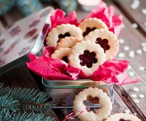 Cookies, christmas, and yummy image