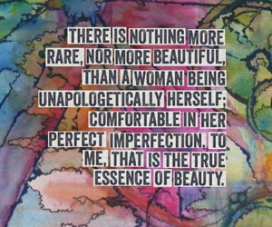 quotes, woman, and beauty image