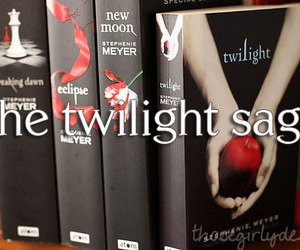 twilight and book image