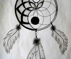 Dream, dreamcatcher, and art image